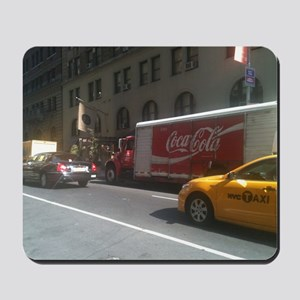 Coke at City Center Mousepad