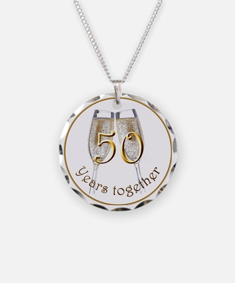 50 Years Together Necklace