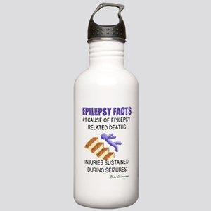 INJURIES Stainless Water Bottle 1.0L