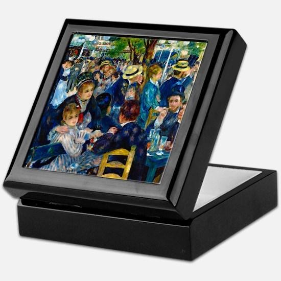 Renoir Keepsake Box