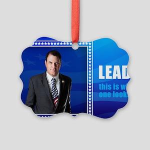 Leader: Alan Grayson Picture Ornament
