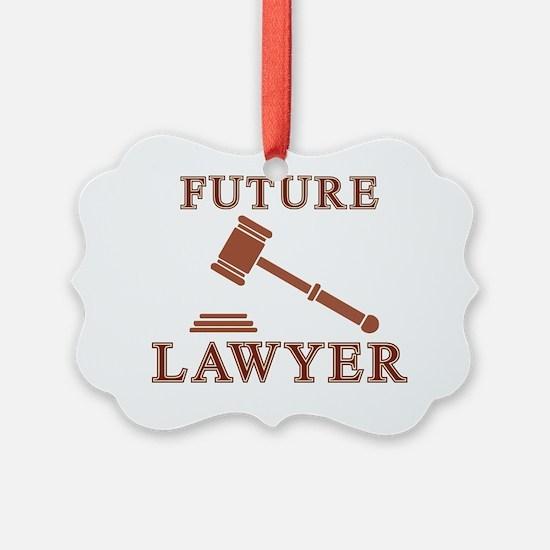 Future Lawyer Ornament