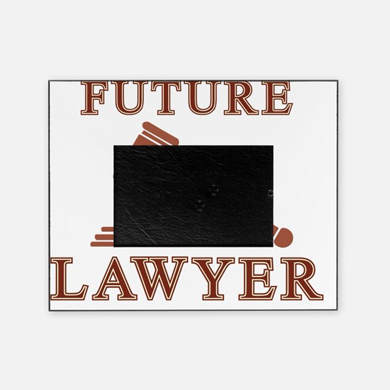 Future Lawyer Picture Frame