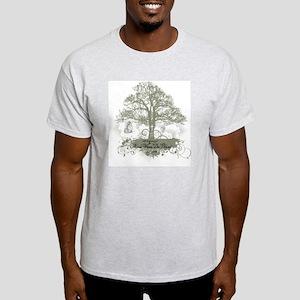 Tree of Life 2011 Small Light T-Shirt