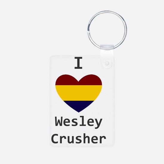 Crusher Love Keychains