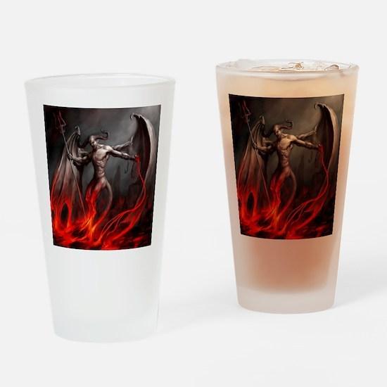 Demon Drinking Glass