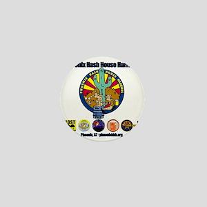 Phoenix Hash House Harriers Logos all Mini Button