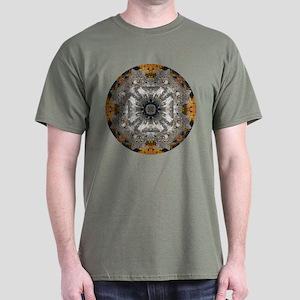 Bobcat Mandala Dark T-Shirt