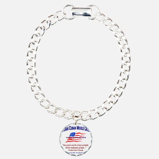 Graphic Veteran Cuban Mi Bracelet