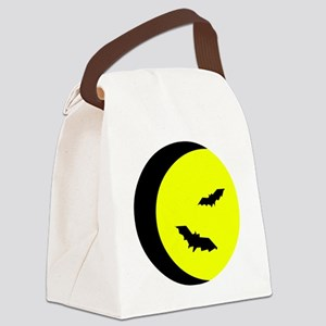 Moon_0055 Canvas Lunch Bag