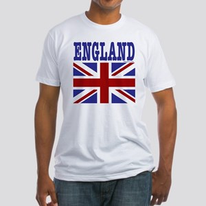 England12x12 Fitted T-Shirt