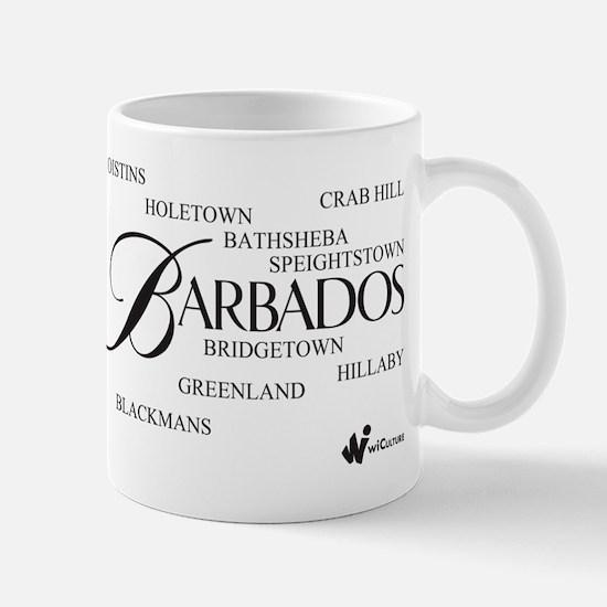 Barbados Cities Mug
