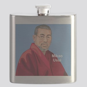 Mikao Usui Reiki, Flask