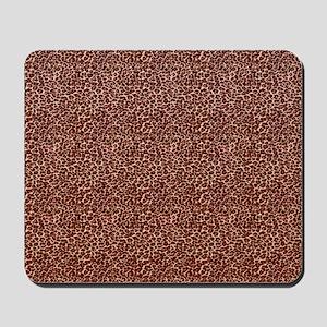 Animal Print Mousepad