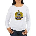 USS HOPEWELL Women's Long Sleeve T-Shirt