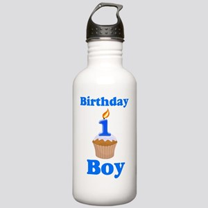 1 year old Birthday bo Stainless Water Bottle 1.0L