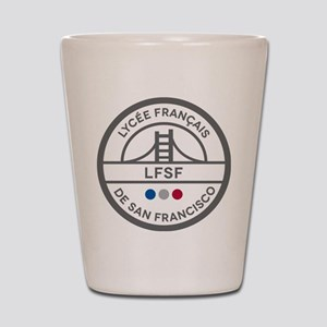 LFSF Badge Shot Glass