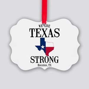 Houston Tx Picture Ornament