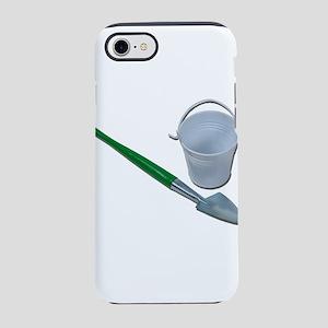 ShovelWhiteBucket051411 iPhone 7 Tough Case