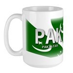 Pakistan Pride Large Mug