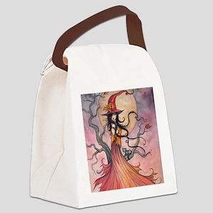 Autumn Magic Canvas Lunch Bag