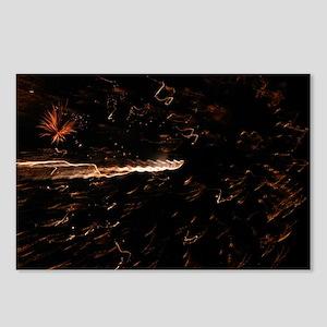Fireworks Faerie II Postcards (Package of 8)