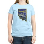 USS NEVADA Women's Light T-Shirt