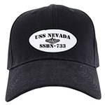 USS NEVADA Black Cap