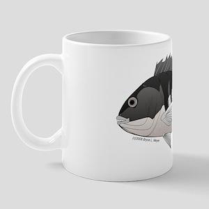Sheepshead (Porgy, fish) Mug