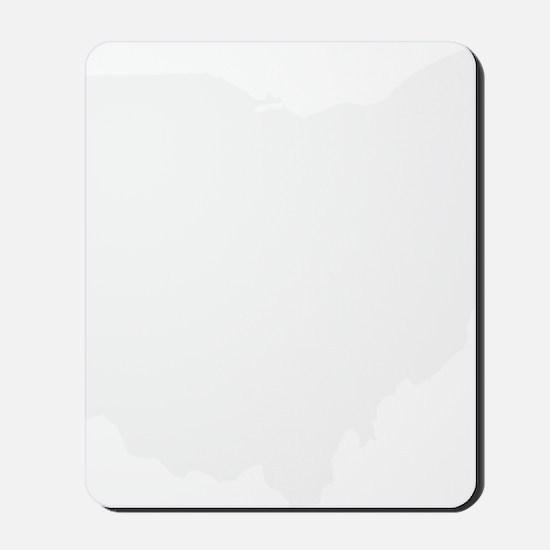 OhioBlank Mousepad