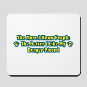 Like Berger Mousepad