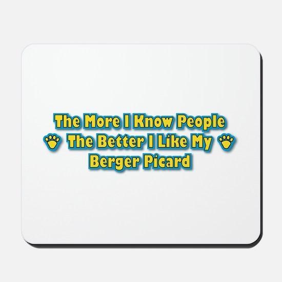 Like Berger Mousepad
