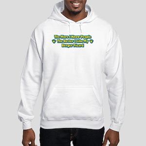 Like Berger Hooded Sweatshirt