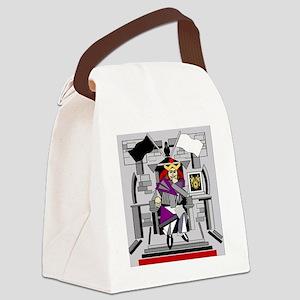 king arthur Canvas Lunch Bag