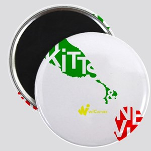 St. Kitts  Nevis Magnet