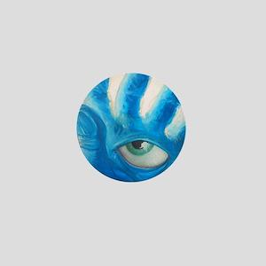 A Watchful Eye Mini Button