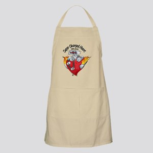 Super Charged Heart 100% Drive Apron