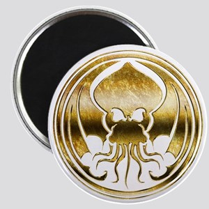 Call of Cthulhu chromed Magnet