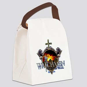 Watchmen on the wall Canvas Lunch Bag