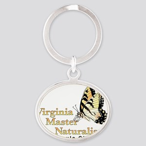 VMN chapter logo for lighter shirts Oval Keychain