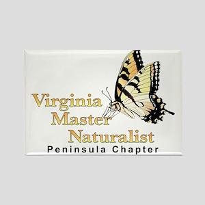 VMN chapter logo for lighter shir Rectangle Magnet
