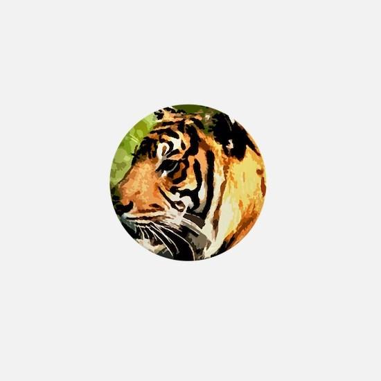 tigerside Mini Button