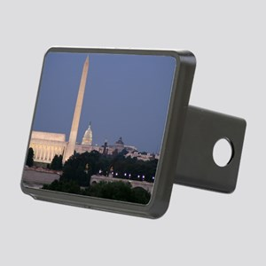 Lincoln Memorial, Washingt Rectangular Hitch Cover