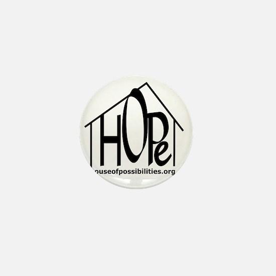 HOPe House Mini Button