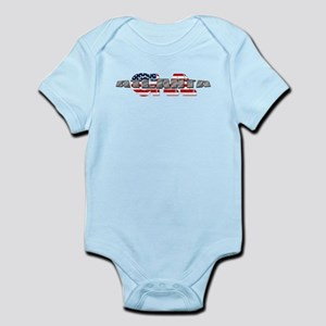 Atlanta GA Baby Light Bodysuit