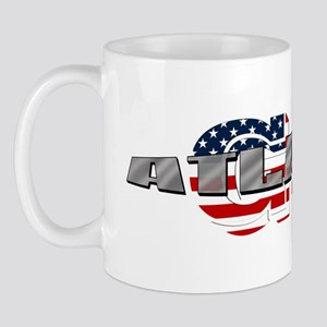 Atlanta GA 11 oz Ceramic Mug