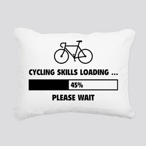 LoadingCycling1A Rectangular Canvas Pillow