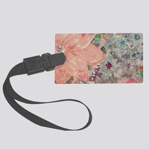 Gaeas Embrace Front Clutch Large Luggage Tag