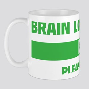 LoadingBrain1D Mug