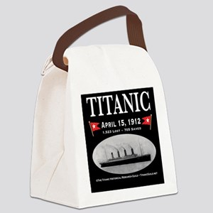 TG2HexOrn2 Canvas Lunch Bag